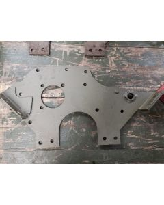 002 GPW Engine front Mounting plate