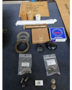 026 Dodge transmission overhaul kit
