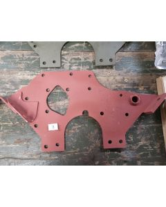 003 Willys MB Engine front Mounting plate