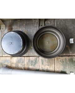 007 MB/GPW early or late Aircleaner bowl